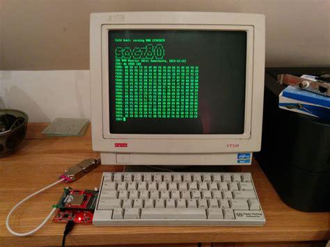 socz fpga retro microcomputer