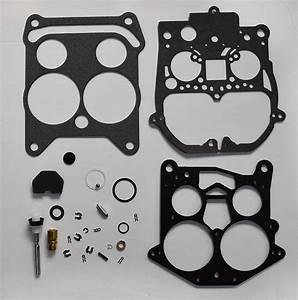 Ck53 Carburetor Kit For Rochester Quadrajet 4mv