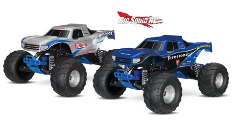 monster truck bigfoot video traxxas bigfoot monster truck with video big squid rc