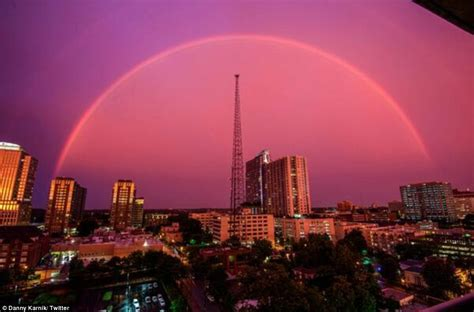 points of light atlanta amazing sky phenomenon in atlanta magical moment as