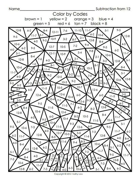 printable coloring pages math coloring worksheets