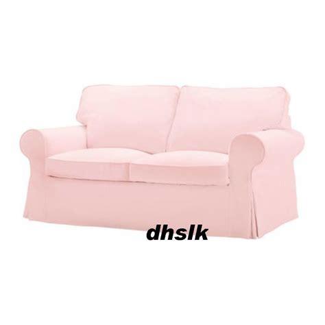 pink slipcover chair ikea ektorp 2 seat sofa slipcover loveseat cover blekinge