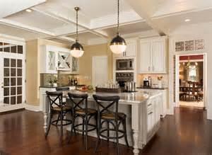 Transitional Interior Design Kitchen