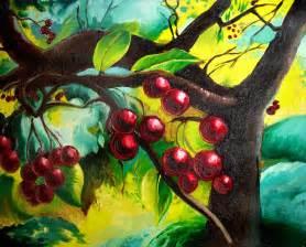 Tertiary Color Paintings