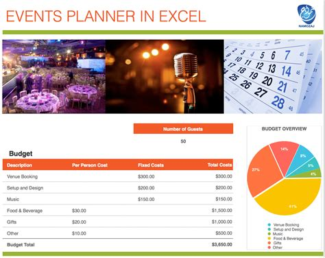 ne event planner template english namozaj