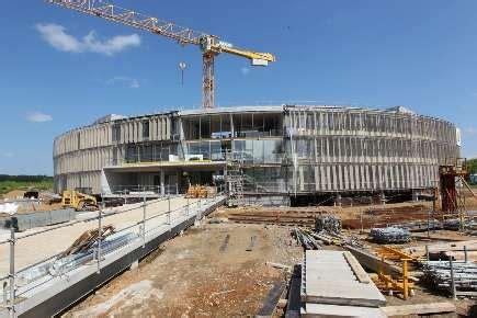 siege social de leclerc travaux les douze chantiers du nord de pau carte