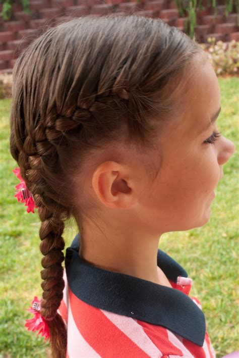 Pictures Of Kid Braided Hairstyles by 20 Hairstyles For With Pictures Magment
