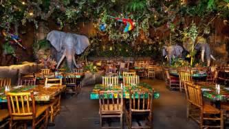 rainforest cafe downtown disney district