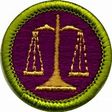 Merit Badge, Badges And Law On Pinterest