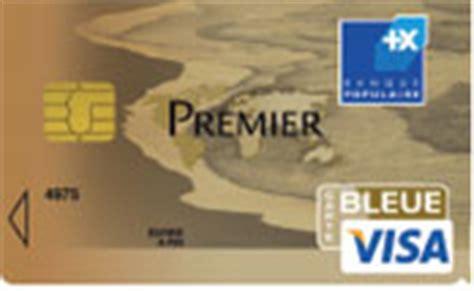 garanties carte bleue visa banque populaire
