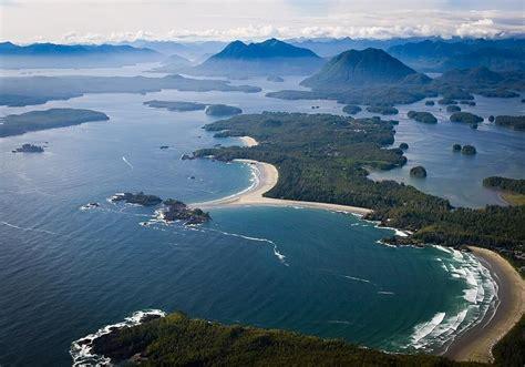 tofino beach chesterman bc beaches vancouver island canada british columbia tourism coast ucluelet among ranked visit things aerial north tourismtofino