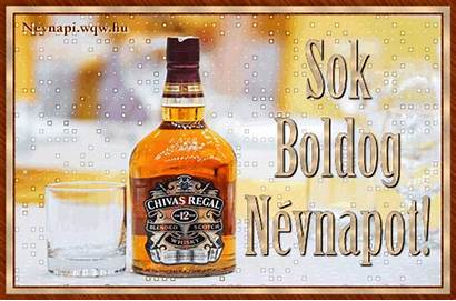 Nevnapi Chivas Regal Kepeslap Ferfiaknak Whisky Mentve