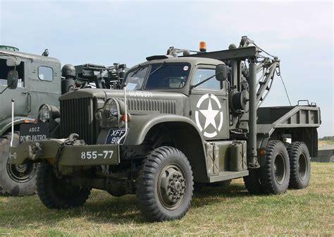 Wrecker 4 Ton Capacity Of 1942