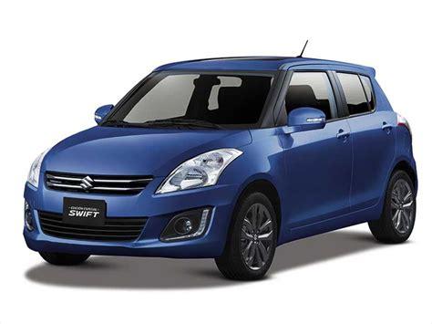 Suzuki Swift Edición Especial 2016 Llega A México Desde