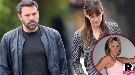 'Run!' Stripper Warns Jen Garner About Hubby Ben Affleck ...