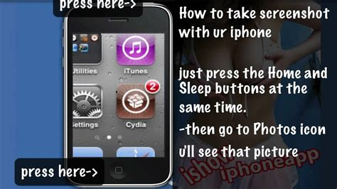 o take a screenshot with ur iphone how to take a screenshot with ur iphone 4 3gs 3g ipod how