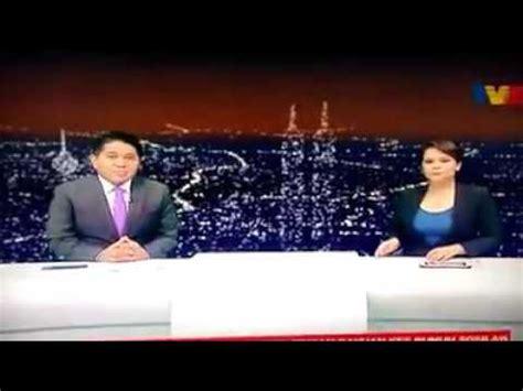 pembaca berita tv ketawa viral youtube