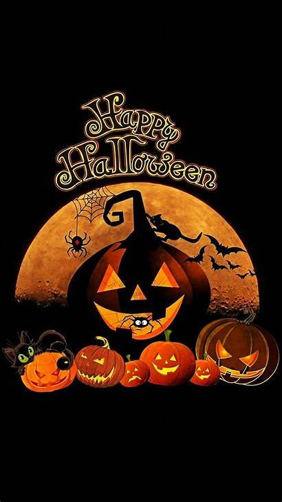 Halloween 4k Wallpapers Ultra Android Mobile Happy