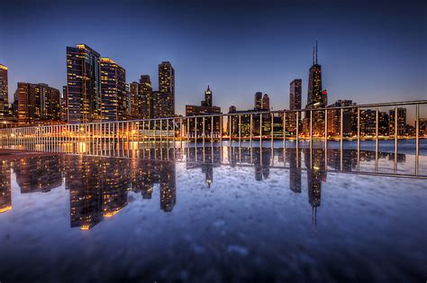 magical   cityscapes  night