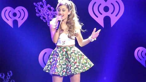 Ariana Grande = Last Christmas (Wham Cover) = KDWB ...