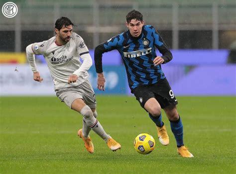 Confira fotos do duelo entre Inter de Milão e Bologna pelo ...
