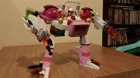 girl turns boring lego juice bar  awesome robot cult