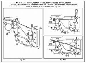 11hp Briggs And Stratton Carburetor Linkage Diagram