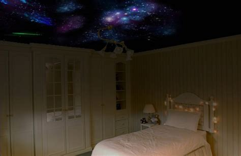night starry sky   bedrooms ceiling   home
