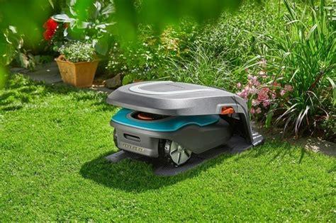 Rasenroboter Gardena Garage by Gardena Garage F 252 R M 228 Hroboter Sileno 4011 20 Bei