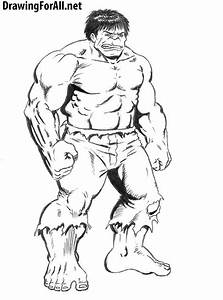The Hulk Drawing | www.imgkid.com - The Image Kid Has It!