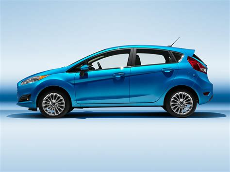2018 Ford Fiesta Price Photos Reviews Features