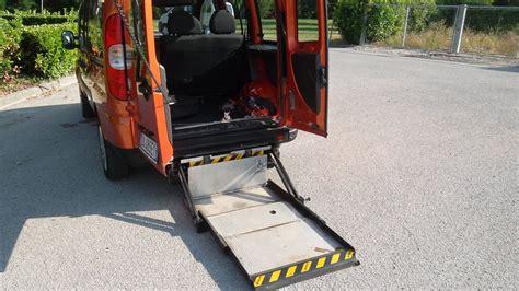 Fiat Doblò Per Trasporto Disabili Di Seconda Mano