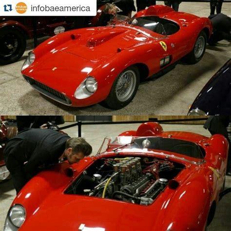 Barcelona footballer allegedly had to outbid rival ronaldo to secure the car. Lionel Messi compró el auto más caro de la historia. Un Ferrari 335 S Spider Scaglietti de 1957 ...
