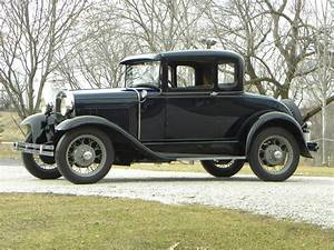 1931 Ford Model A Standard Coupe For Sale  81568