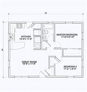 17 best images about house plans on pinterest 800 sq ft for Bedroom floor plans 24 x 32