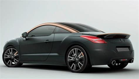 Rcz R Performance And Efficiency, From Peugeot Sport