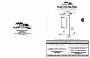 Masterbuilt 40  U2013 Car Wiring Diagram