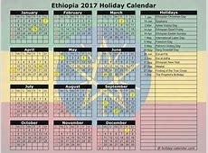 Ethiopian Calendar December 2017 Calendar Template 2018