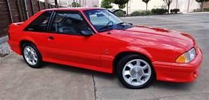 1k Mile 1993 Mustang SVT Cobra!
