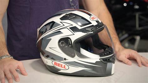 bell qualifier dlx clutch helmet review at revzilla