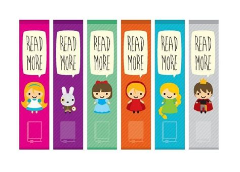 Bookmark Template 40 Free Printable Bookmark Templates Template Lab