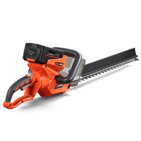redback lithium ion cordless hedge trimmer buy hedge trimmers