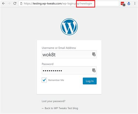 How To Change The Wordpress Login Page Without A Plugin