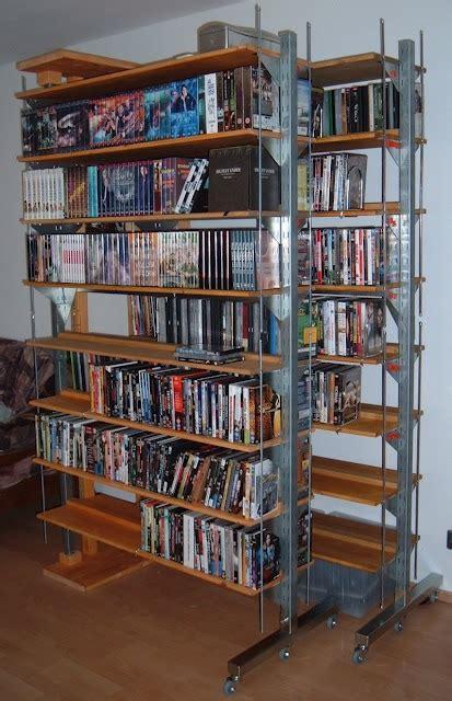 IKEA DVD Storage Shelves