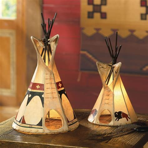 Teepee Lamp Crowsnesttradingm  For The Home