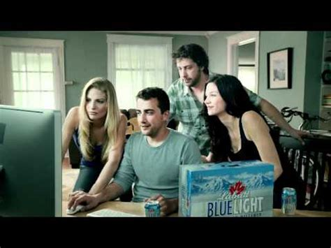 commercial for labatt blue light 2012 television