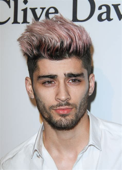 Zayn Malik   His Different Haircuts Over The Years