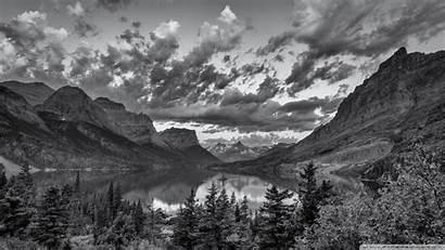 4k Montana Glacier Park National Wallpapers Desktop