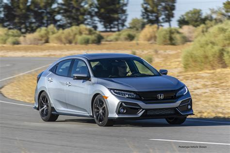 2021 Honda Civic Hatchback: Here are the prices and ...