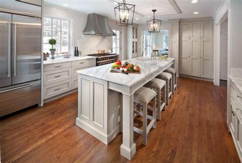 kitchen island with barstools 50 modern kitchen bar stool ideas home ideas